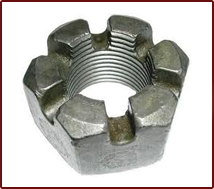 Hex Slotted Bolts & Nuts Manufacturers