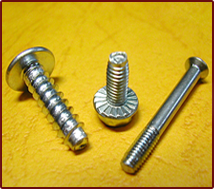 Trilobular Screws